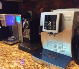 mejor cafetera express automática
