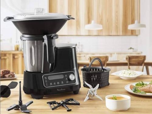 Los 5 mejores robots de cocina calidad precio